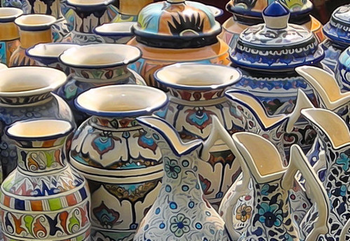 pottery making multan