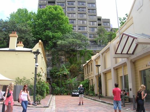Laneway, The Rocks