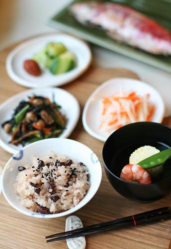 Okuizome(お食い初め)