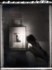 *Sentimental (*6261) Tags: self polaroid type55