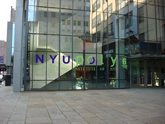 or make that, NYU - Poly (pseudoreal) Tags: brooklyn downtownbrooklyn polytech