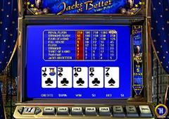 Jacks or Better Cards