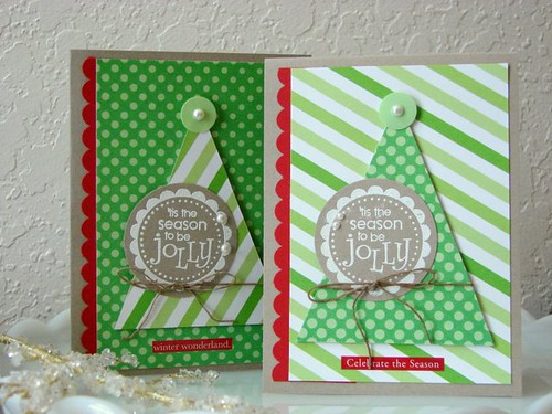 'Tis The Season To Be Jolly Card Set