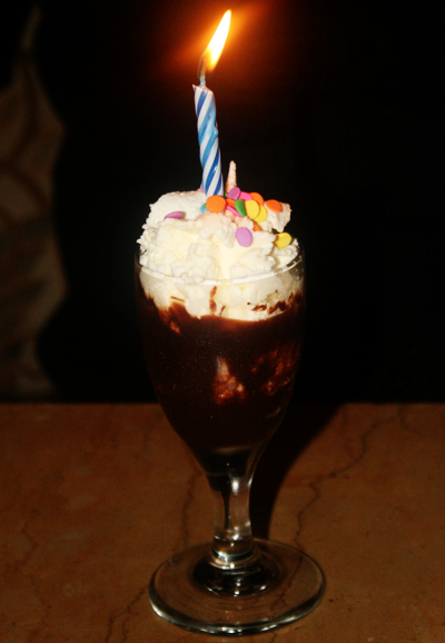 birthday sundae