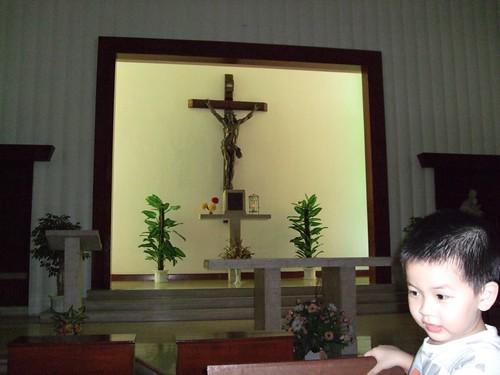 chapel, SXI