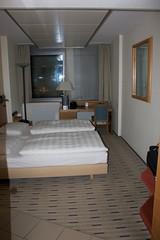 Hotelzimmer im Park Inn Berlin
