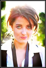 Eyes smile (ejkim06) Tags: woman color girl smile earings fashion eyes earing