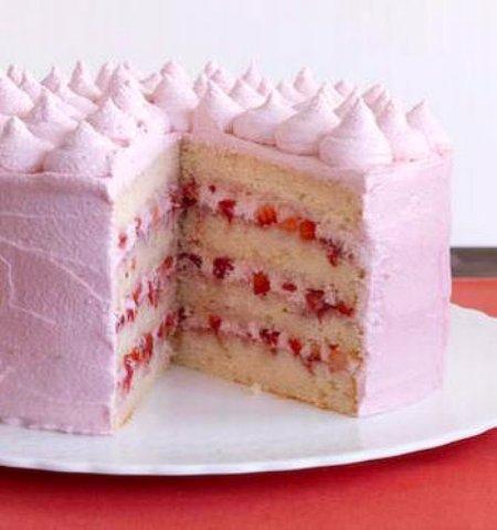 layered-strawberry-cake