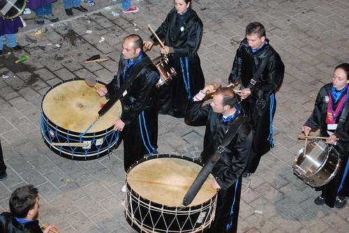Desfile Jornadas Hellín - Teruel