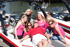 Malibu Boats Ladies Day Events