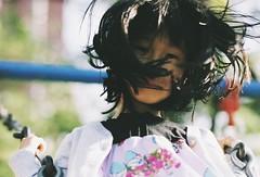 nice hair... (blackteaj.justice) Tags: film 35mm  carlzeiss contaxrx fujipro400 planart1485