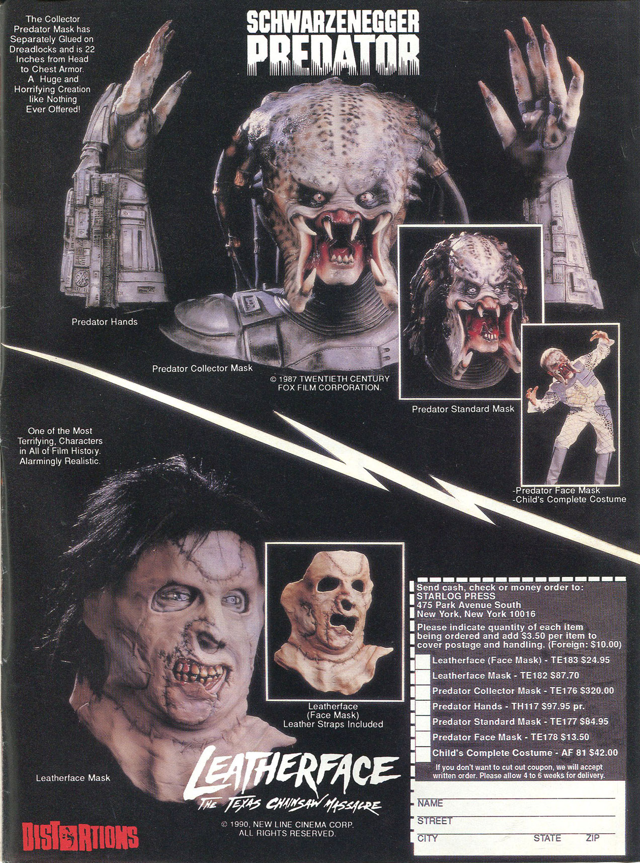 Halloween Masks | Branded in the 80s | Page 2