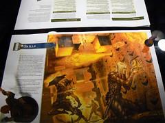 4th edition preview: Skillz (Benimoto) Tags: dc washington 4th dragons skills gaming convention dd dungeonsdragons edition dungeons preview phb 4thedition playershandbook ddxp ddxp08