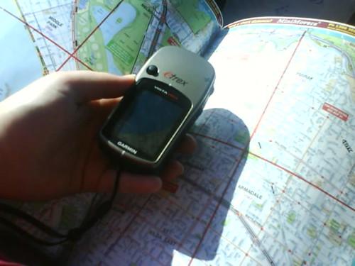 navigating Melbourne