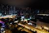 Town center (Lefty Jordan) Tags: roof hk night hongkong tokina1224 d200 myhome niceweather tuenmun