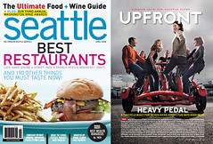 Seattle Magazine Conference Bike Feature