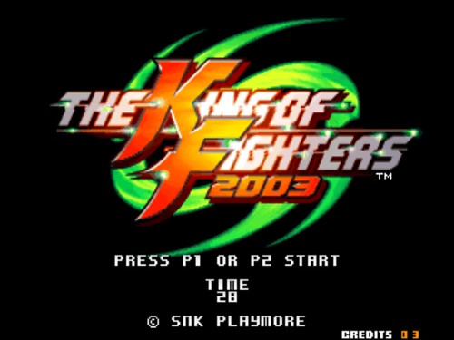 The King Of Fighter 2003 [PC] [Full]