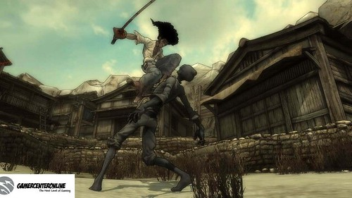 2419492412 18cbe8105a First Afro Samurai Screenshots