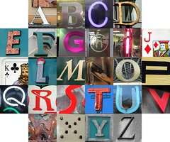 Tenuously linked letters II