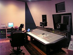 SAE NYC Recording School Students Working On a Mix