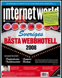 Internetworld magazine