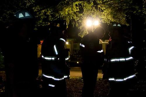 Fire Fighters in Stayton Oregon