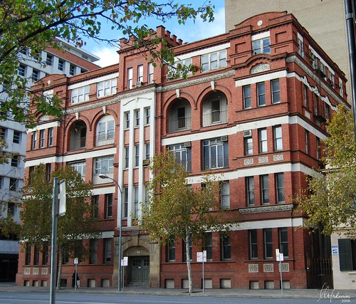 Gawler Chambers, 188 North Terrace