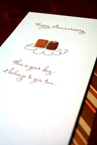 anniversary card 092