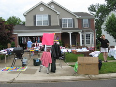 Garage Sale In Monroe
