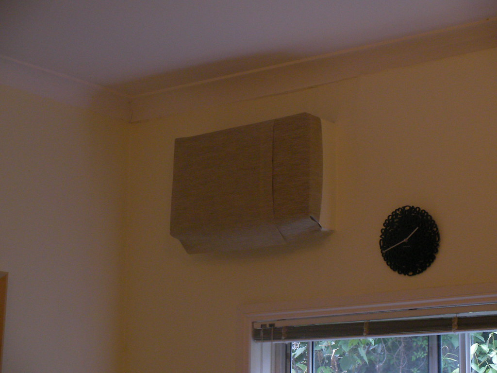 Upholstered Aircon