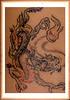 tatuagem dragao oriental no quadril TARZIA TATTOO -