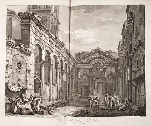 06-Vista de la peristylium del palacio