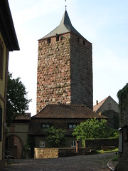 Burg Rothenfels (zug55) Tags: tower germany bayern deutschland bavaria franconia franken turm middleages rothenfels burgrothenfels