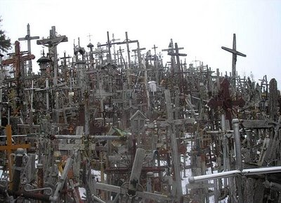 Hill of Crosses 7