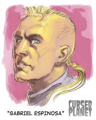 Cursed Planet: Gabriel Espinosa