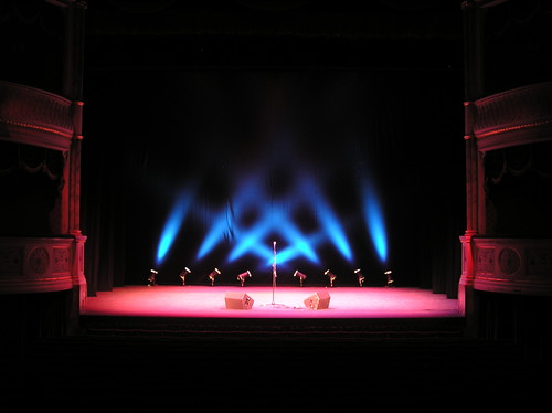 The Theatre By Tesia Sun On Prezi