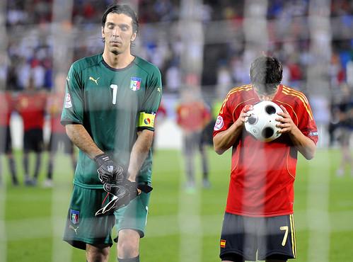 UEFA EURO 2008 - Campionati Europei di Calcio - Spagna Italia por manfrotto tripods.