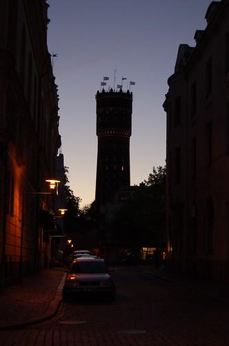 Kalmarの街