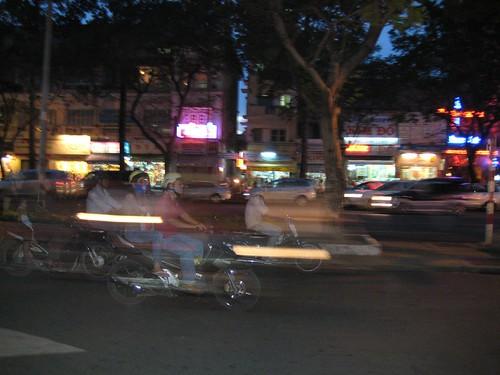 Motobikes Saigon