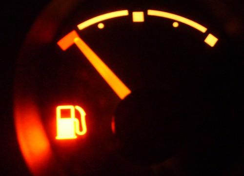 roubo de gasolina