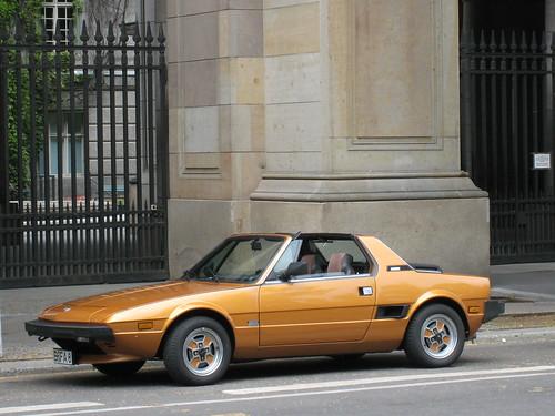 Fiat X1/9 (1972-1989)