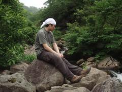 「川とオレ」