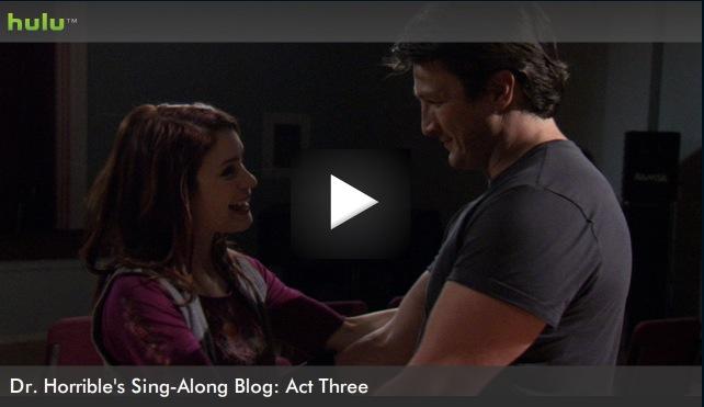 Dr. Horrible's Sing-Along Blog: Act Three