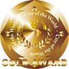 City of the World Gold AWARD