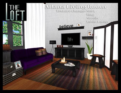 Allana Living Room