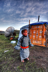 Mongolian morning