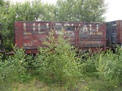Private Owner Wagon - Lilleshall (cessna152towser) Tags: heritage scotland waterside ayrshire dalmellington dunaskin