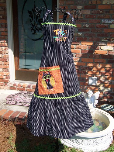 Fall Apron Swap 2008