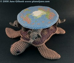 Amigurumi Discworld view 2