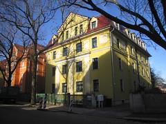 Mehrfamilienhaus in Dresden-Cotta Hörigstraße 24